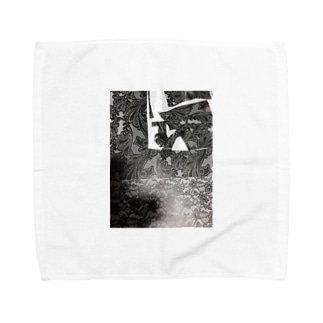 tcecceout@ナビ Towel handkerchiefs