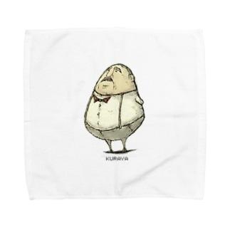 ハイカラジイサン Towel handkerchiefs