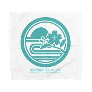 NISHINOMIYA STYLE タオルハンカチ