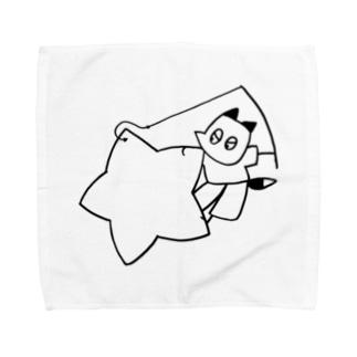 Corneliusのほしつり Towel handkerchiefs