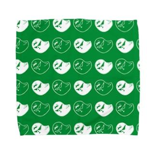 ヨウコ Towel handkerchiefs