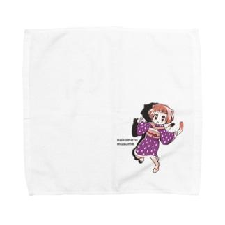 猫又娘2 Towel handkerchiefs