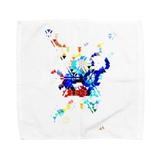 SUMMER TIME Towel handkerchiefs