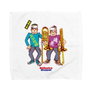 デコントラ野郎たち Towel handkerchiefs