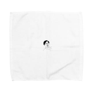NS Towel handkerchiefs