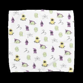 merino Boxのいあいあ Towel handkerchiefs