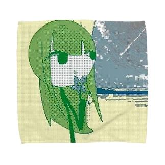 uhuhu Towel handkerchiefs