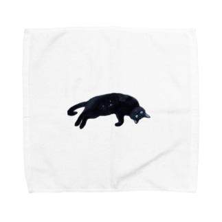 くーたん Towel handkerchiefs