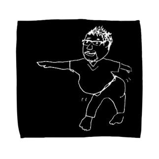 ダンス Towel handkerchiefs