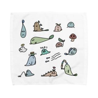 みんなともだち Towel handkerchiefs