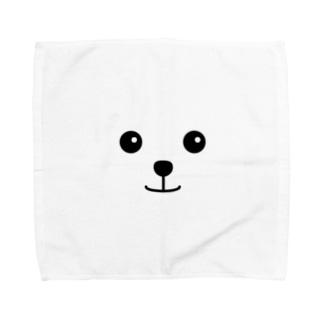 うるうるわんこ Towel Handkerchief