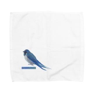 つばめ Towel handkerchiefs