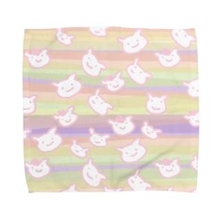 うかぶひつじ Towel Handkerchief