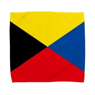 Z旗 Towel handkerchiefs
