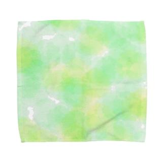 もりもり Towel handkerchiefs