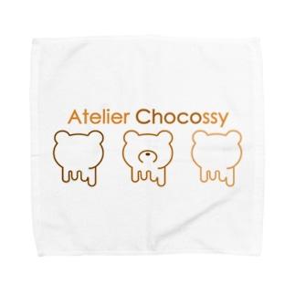 チョコッシー Towel handkerchiefs