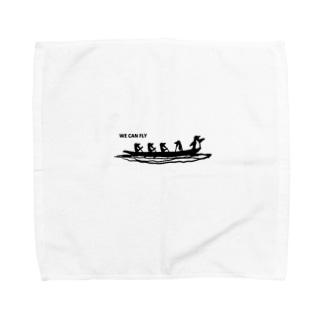開拓者たち Towel handkerchiefs