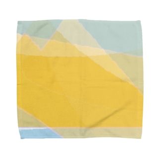 サバクとソラ Towel handkerchiefs