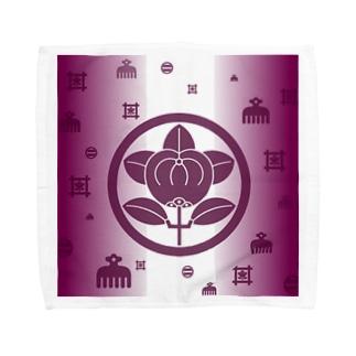 KAMON-5- Towel handkerchiefs