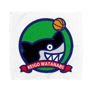 パ紋No.2912 KEIGO Towel handkerchiefs