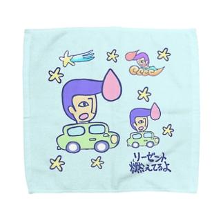 リーゼント燃えてるよ 星空ドライブver. Towel handkerchiefs