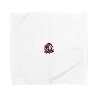 てすと Towel handkerchiefs