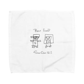 ベストフレンド Towel handkerchiefs