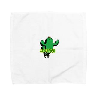 SABOTEN Towel handkerchiefs
