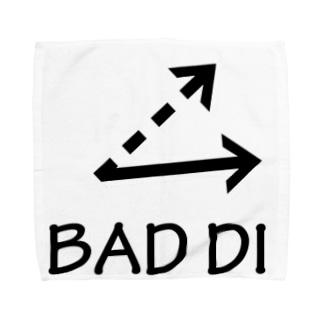 BAD DI Towel handkerchiefs