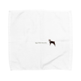 Iggy side records. Towel handkerchiefs