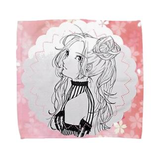 Kirschbaum(ido) Towel handkerchiefs