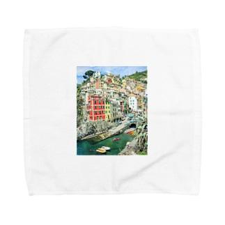 イタリアスマホ Towel handkerchiefs