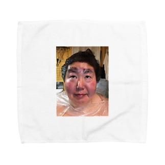 元小結 Towel handkerchiefs