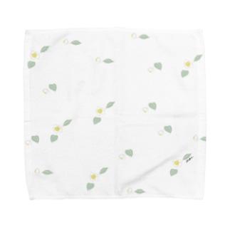 茶の花 Towel handkerchiefs