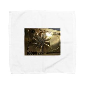 キンキラにさりげなく Towel handkerchiefs