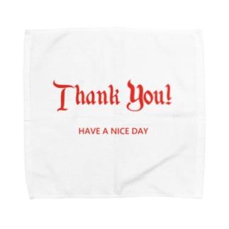 Thank you! Towel handkerchiefs