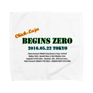 Chick-Laja TOKYO 2016 Towel handkerchiefs