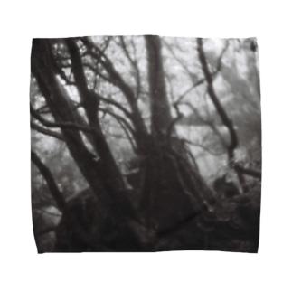 屋久島の森 Towel handkerchiefs