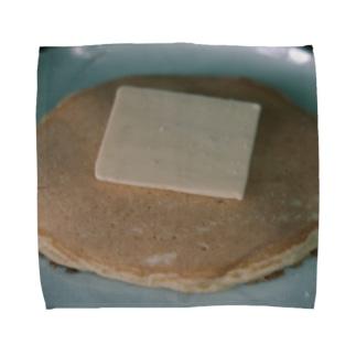 至福のパンケーキ Towel handkerchiefs