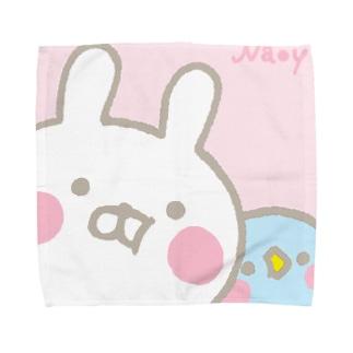 うさひな Towel handkerchiefs