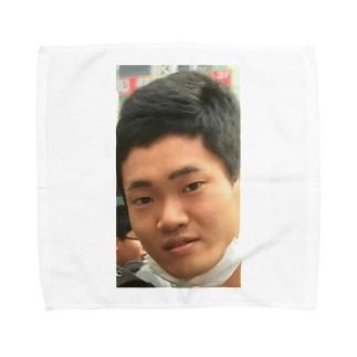 上田グッズ Towel handkerchiefs