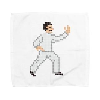 ピクセル太極拳 Towel handkerchiefs