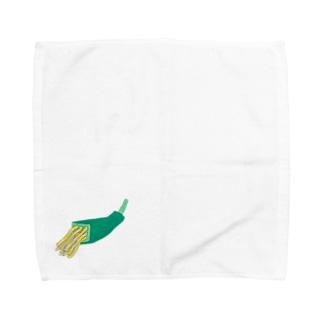 ところてん Towel handkerchiefs