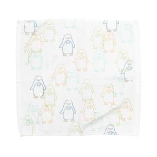 ペンちゃんず(pt2) Towel handkerchiefs