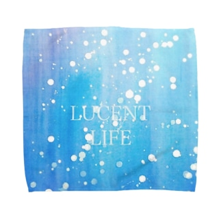LUCENT LIFE 水 / Water Towel handkerchiefs