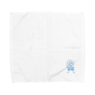 コッカーボーイ Towel handkerchiefs