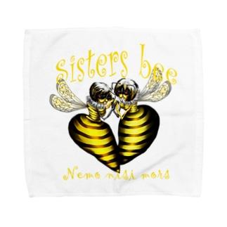 sisters bee 解 Towel handkerchiefs