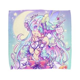 eat xxx - 女の子のヒミツ-B Towel handkerchiefs