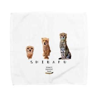 姫路セントラルパークしばふオンラインショップ【公式】の成長しばふ Towel Handkerchief