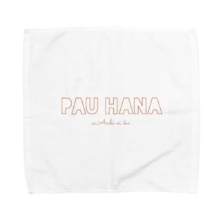Pauhanayu Towel Handkerchief